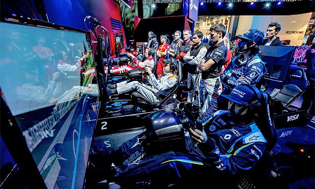 В сентябре стартует первый в истории киберспортивный чемпионат по гонкам Формула-1